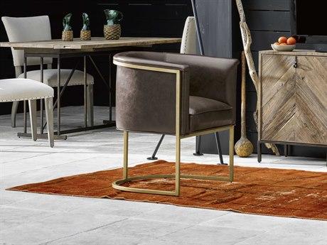 Universal Furniture Wells Bark Accent Chair