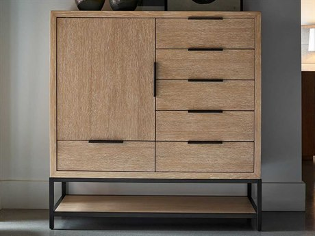 Universal Furniture Sand Six-Drawer Chest of Drawers