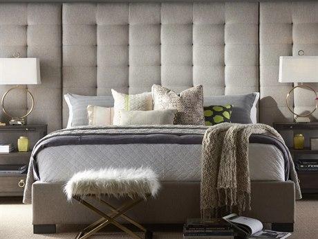 Universal Furniture Soliloquy Cocoa Queen Platform Bed