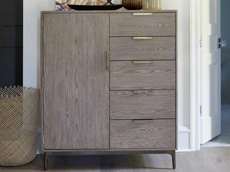 Universal Furniture Spaces Lawson Granite Six-Drawer Chest UF872180