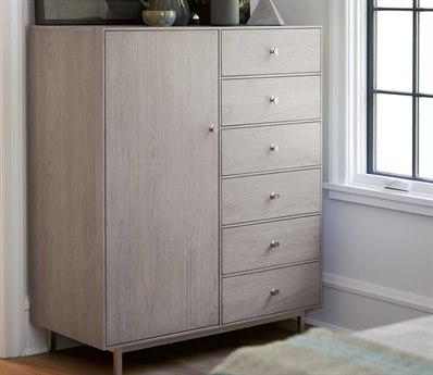 Universal Furniture Spaces Tanner Mist Seven-Drawer Chest UF874180
