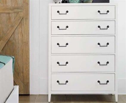 Universal Furniture Spaces Anson Meringue Five-Drawer Chest UF875150