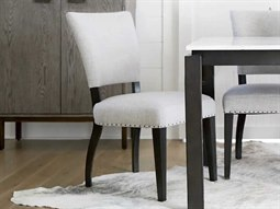 Spaces Midnight Side Dining Chair