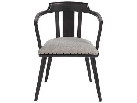 Universal Furniture Spaces Midnight Side Dining Chair