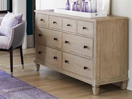 Universal Furniture Spaces Aiden Oatmeal Eight-Drawer Dresser