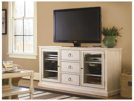 Universal Furniture Summer Hill 65''L x 22''W Cotton Entertainment Console UF987968