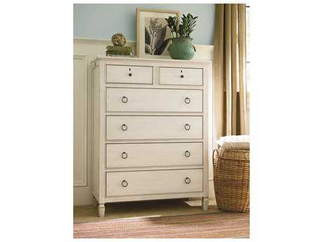 Universal Furniture Summer Hill Cotton 6 Drawers Chest of