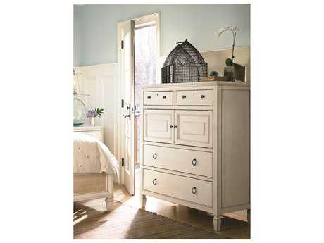 Universal Furniture Summer Hill Cotton Four-Drawers Chest of Drawer
