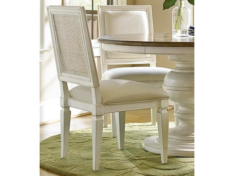 Universal Furniture Summer Hill Cotton Dining Side Chair (Sold in 2)