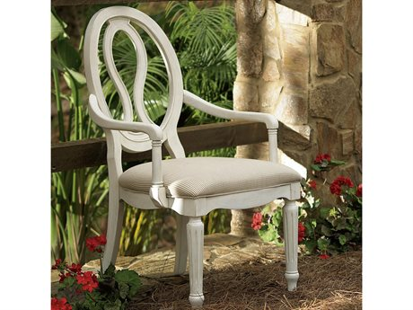 Universal Furniture Summer Hill Cotton Dining Arm Chair (Sold in 2)