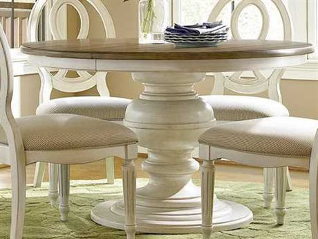 Universal Furniture Summer Hill 50'' Round Cotton Dining Table UF987656