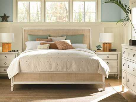 Universal Furniture Summer Hill Casual Panel Bed Bedroom Set