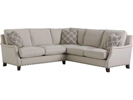 Universal Furniture Tucker Sectional Sofa