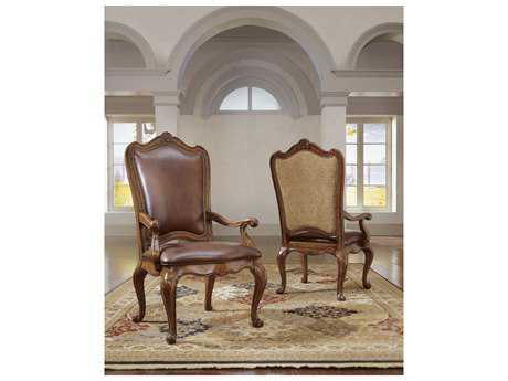 Universal Furniture Villa Cortina Dining Arm Chair (Sold in 2) UF409639LRTAC