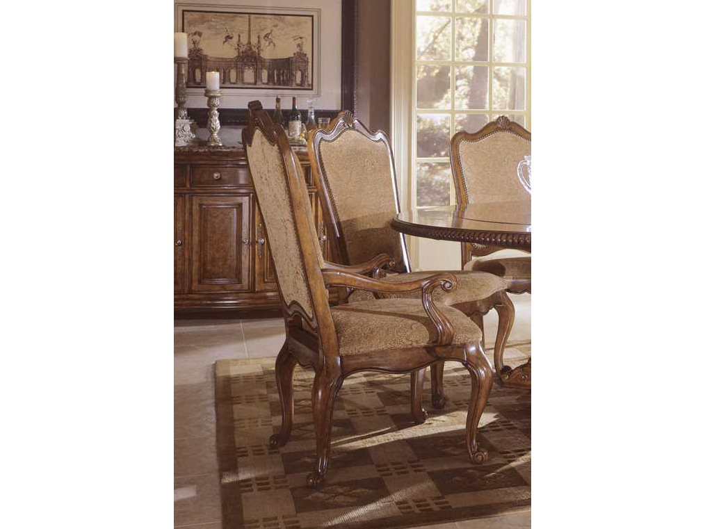 Universal Furniture Villa Cortina Dining Arm Chair Sold In 2