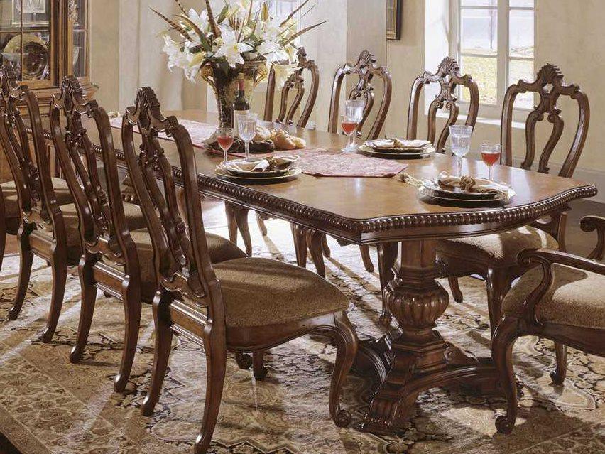 Universal Furniture Villa Cortina Dining Set Uf4096582cset