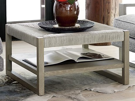 Universal Furniture Zephyr 32'' Wide Square Coffee Table