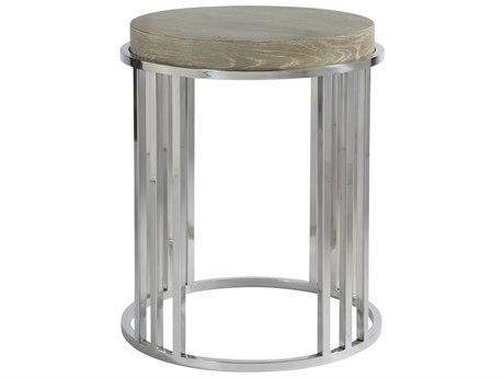 Universal Furniture Zephyr 22'' Wide Round Drum Table