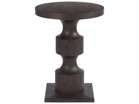 Universal Furniture Zephyr 18'' Wide Round Pedestal Table