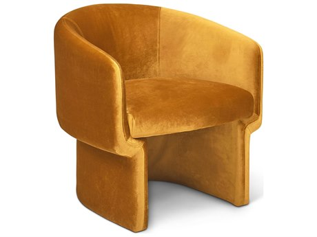 Urbia Jessie Mustard Accent Chair