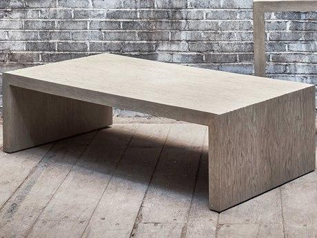 Urbia Justine Grey 60'' Wide Rectangular Coffee Table