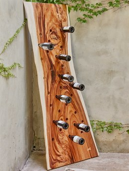 Urbia Leaning Natural Wine Rack URBTNDR1415