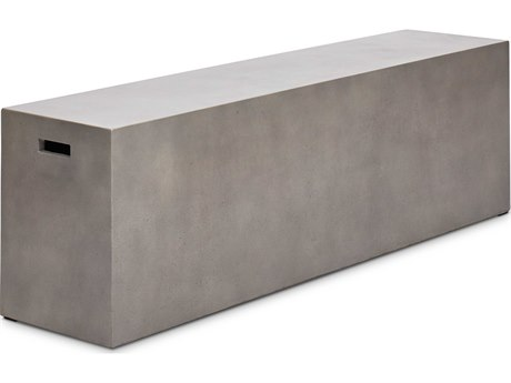 Urbia Una Dark Grey Accent Bench URBVGSUNABENCH60