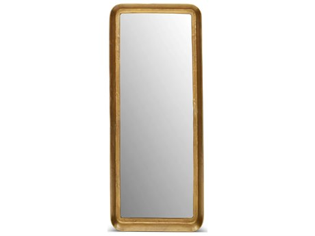 Urbia Vinod Antique Brass Floor Mirror