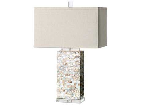 Uttermost Aden Capiz Shell Table Lamp UT270261