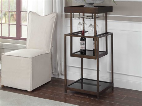 Uttermost Adia Dark Bronze / Gold Highlights Home Bar UT24903