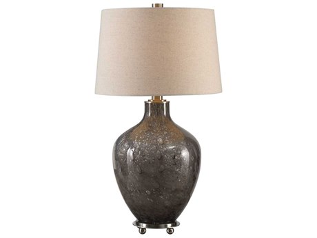 Uttermost Adria Glass Buffet Lamp UT27802