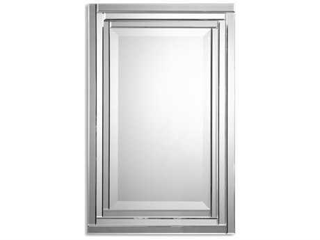 Uttermost Alanna 22 x 34 Frameless Vanity Wall Mirror