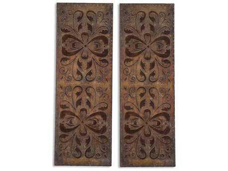 Uttermost Alexia Wall Panels (2 Piece Set) UT13643