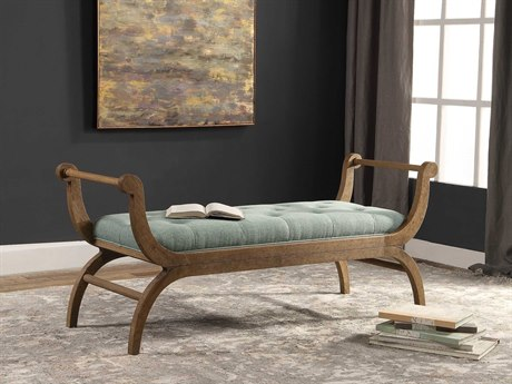 Uttermost Allier Accent Bench