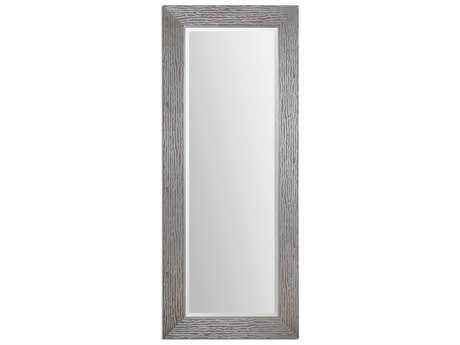 Uttermost Amadeus 34 x 82 Large Silver Floor Mirror UT14474