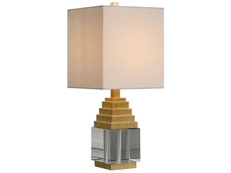 Uttermost Anubis Crystal Table Lamp UT295611