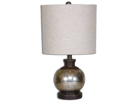 Uttermost Arago Antique Glass Table Lamp UT262081
