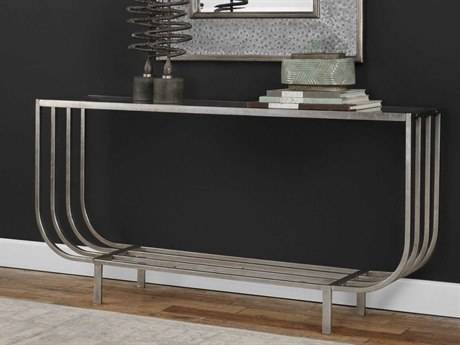 Uttermost Arlice 67'' Wide Rectangular Console Table UT24764
