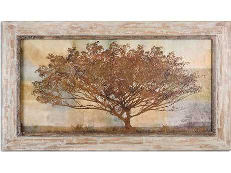 Uttermost Autumn Radiance Sepia Framed Wall Art UT51100