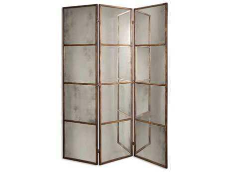 Uttermost Avidan Three Piece Panel Screen Mirror UT13364P