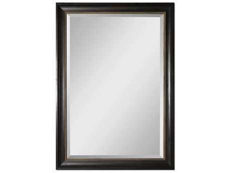 Uttermost Axton 58 x 82 Oversized Black Wall Mirror UT14178