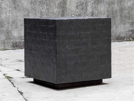 Uttermost Ayasha 17'' Wide Square End Table UT25858