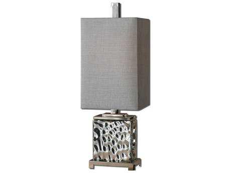 Uttermost Bashan Nickel Table Lamp