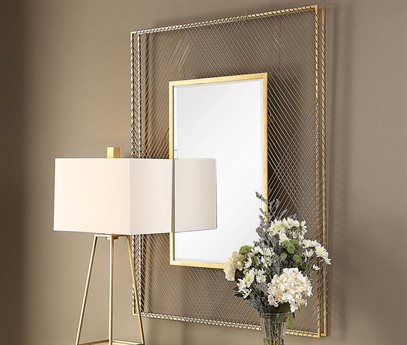 Uttermost Bavol Wall Mirror UT09427