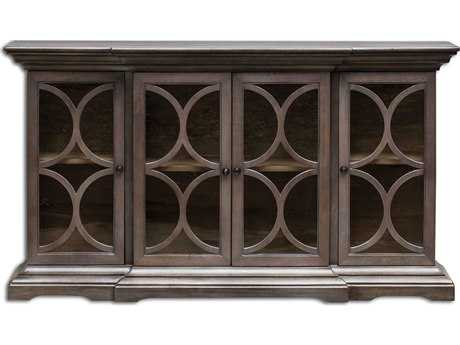 Uttermost Belino Wooden 4 Door Chest UT25629