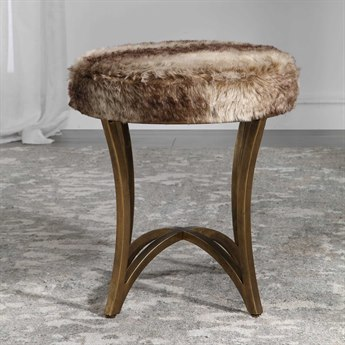 Uttermost Bernett Accent Stool