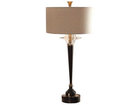 Uttermost Berton Glass Buffet Lamp UT278671