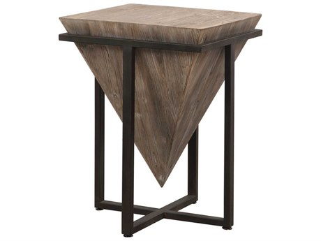 Uttermost Bertrand 18'' Wide Square End Table UT24864