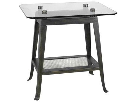 Uttermost Brett 28'' Wide Rectangular End Table UT25317