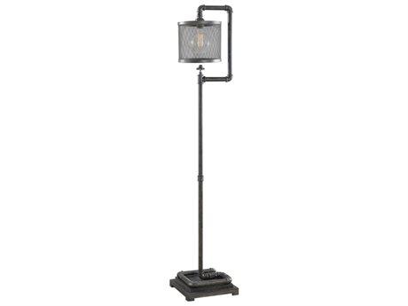 Uttermost Bristow Industrial Floor Lamp UT28170